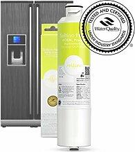 Seltino HAFCIN - kompatibler Wasserfilter für Samsung Kühlschränke, ersetzt DA29-00020B, HAFCIN/EXP, DA99-02131B, HAF-CIN/EXP, NSF/ANSI 42