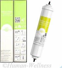 Seltino HAFEX kompatibler Wasserfilter für Samsung Kühlschränke, ersetzt DA29-10105J