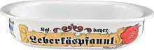 Seltmann Weiden Compact Auflaufform oval 22 cm
