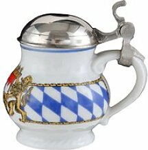 Seltmann Weiden Compact Bayern Schnapsbecher mit