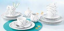 Seltmann Weiden Kaffeeservice Trio Highline