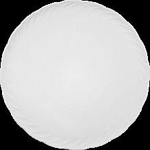 Seltmann Weiden Leonore Tortenplatte 30 cm weiß