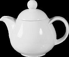 Seltmann Weiden Meran Teekanne 1 0,32 l weiß