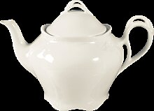 Seltmann Weiden Rubin Teekanne 6 Personen cream