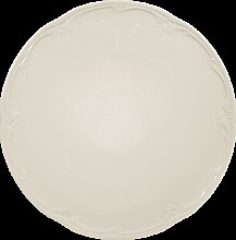 Seltmann Weiden Rubin Tortenplatte 32 cm cream