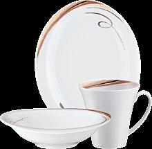 Seltmann Weiden Top Life Frühstück-Set 18-tlg. E