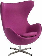 Semax Ei Sessel Egg Chair Reproduktion von Arne