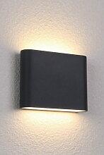 SEMI LED Außenwandleuchte anthrazit