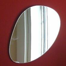 Sendmeamirror Lang Pebble Spiegel 40cm x 20cm