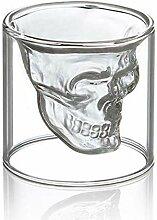 Seninhi Doppelschichtiges Whiskey-Glas,