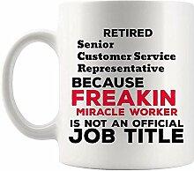 Senior Customer Service Representative Becher
