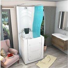 Senioren Dusche Sitzbadewanne Sitzwanne Badewanne