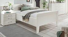 Seniorenbett Calimera Komfortbett 90x200 cm weiß