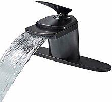 senlesen Öl eingerieben Bronze Wasserfall Auslauf