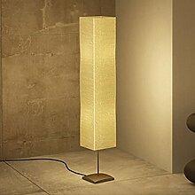 SENLUOWX Standleuchte Papier Lampe Papierlampe