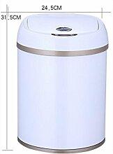 Sensor Abfalleimer Mülleimer Abfallbehälter , 6L