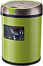 Sensor Mülleimer Mit Deckel Abfalleimer Küche