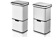 Sensor Mülleimer: Weiß