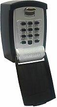 Sentinel Schlüsselsafe, Wandmontage, Druckknopfbedienung