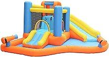 SeptYN Aufblasbare Bouncer Kinder Bouncy Castle