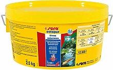 sera 07772 pond ectopur 2,5 kg - Erleichterung bei