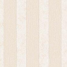 Serafina 701312 Muriva Tapete Streifen 6 Stück Bone