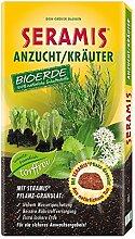 SERAMIS® Anzucht/Kräuter Bioerde, 20 Liter