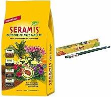 Seramis Ton-Granulat für alle Balkon- und