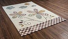 Serdim Rugs Teppich, modern, für Kinderzimmer,
