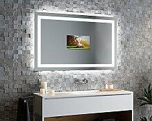 Serella V40 - TV Spiegel mit LED Beleuchtung