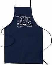 Serenity Gebet Kaffee Whiskey Funny Parodie Kochen