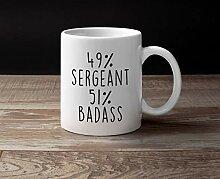 Sergeant Geschenkidee Sergeant Geschenke