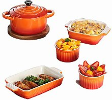 Serie Backen 5er Set, Risotto Reis