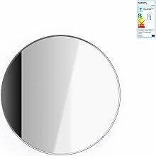 serien.lighting - Lid LED-Wandleuchte, Spiegelglas