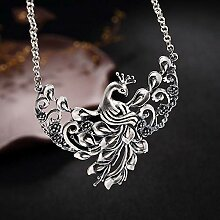 Serired Halskette S990 Sterlingsilber Frauen