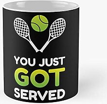 Service Tennis Classic Mug Best Gift 110z For Your