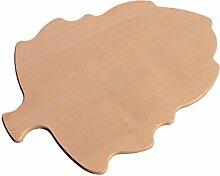 Servierbrett Käseplatte Wurstplatte Holz natur -