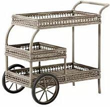Servierwagen: Wetterfeste Gartenmöbel im