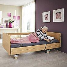 servo Deluxe Elektro-Pflegebett für zu Hause und