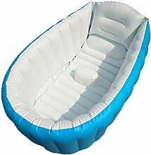 SESO UK-Tub Aufblasbare Babybadewanne (für 0-3