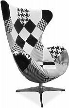Sessel 'Chalchuapa' TV-Sessel Vintage Loungesessel Ohrensessel