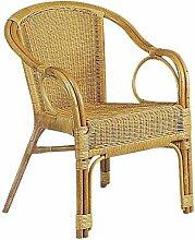 Sessel aus Peddigrohr