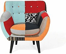 Sessel edimburgh Patchwork mehrfarbig multi colours