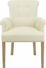 Sessel Fairview ClassicLiving Beinfarbe: Eiche
