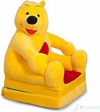 Sessel für Kinder Plüschtier Sitzkissen Sofa