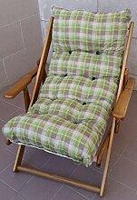 Sessel Liegestuhl Relax 3Positionen aus Holz