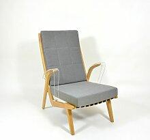 Sessel mit Armlehnen aus Plexiglas, 1970er