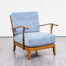 Sessel mit Gestell aus Buche, 1950er