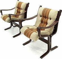 Sessel mit Gestell aus Schichtholz von Ingmar
