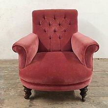Sessel mit Knopf-Rücklehne von Cornelius V Smith,